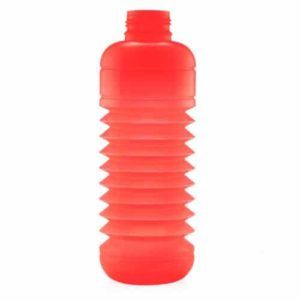 Squeasy Flasche rot